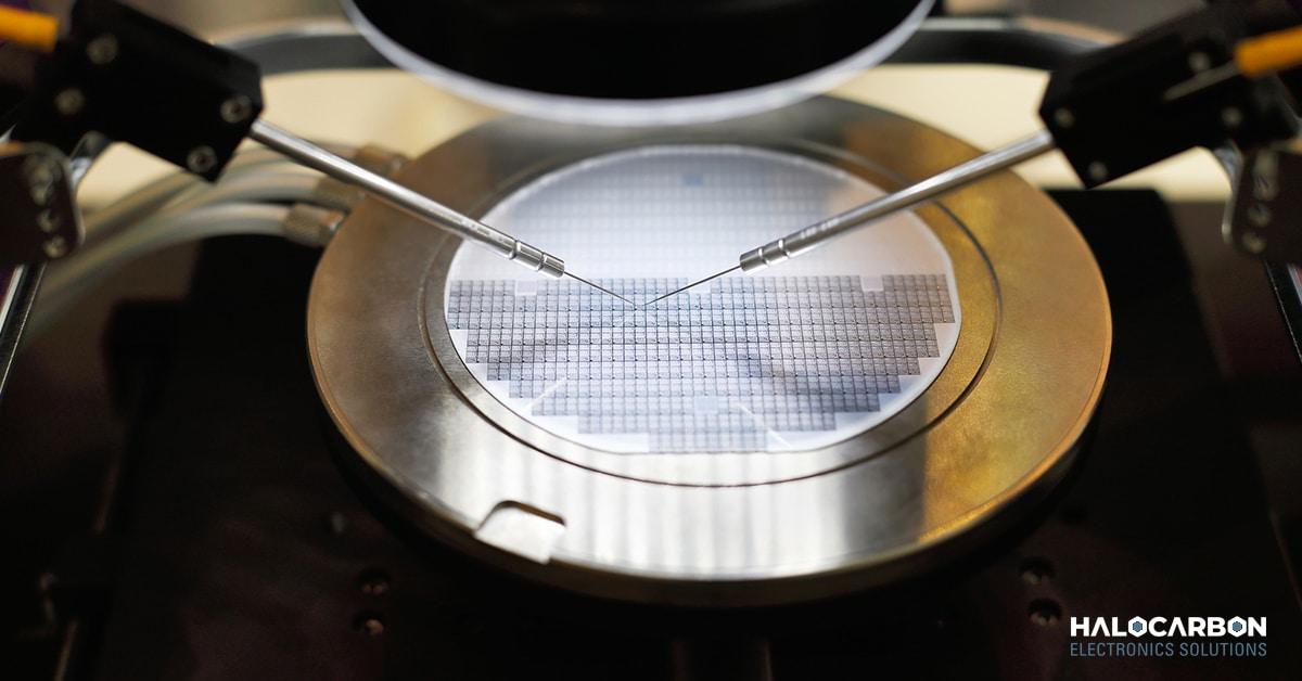 Hexafluoroisopropyl (HFIP) Chemistry Advances Semiconductor Fabrication